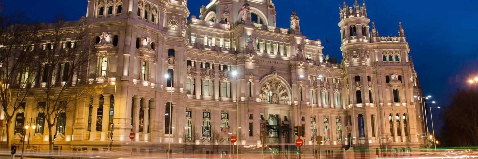 The 10 Best Hotels Near Plaza De Cibeles In Madrid Spain