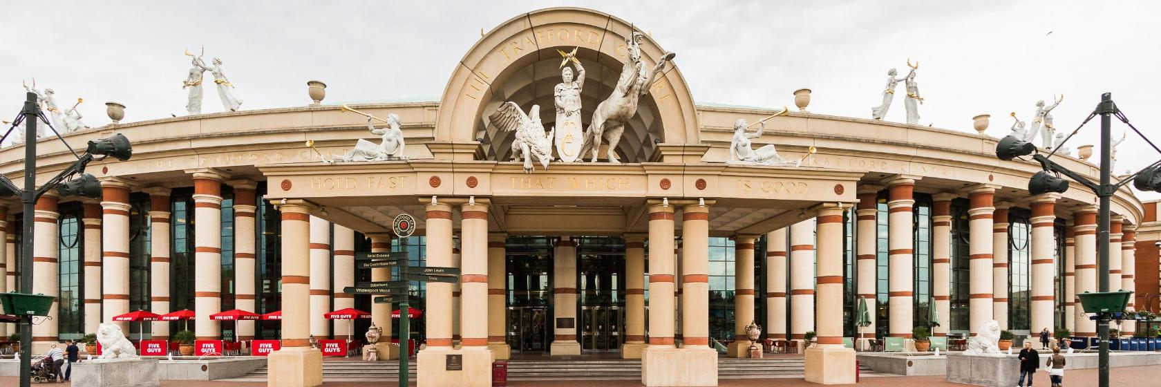 The 10 Best Hotels Close To Trafford Centre In Manchester