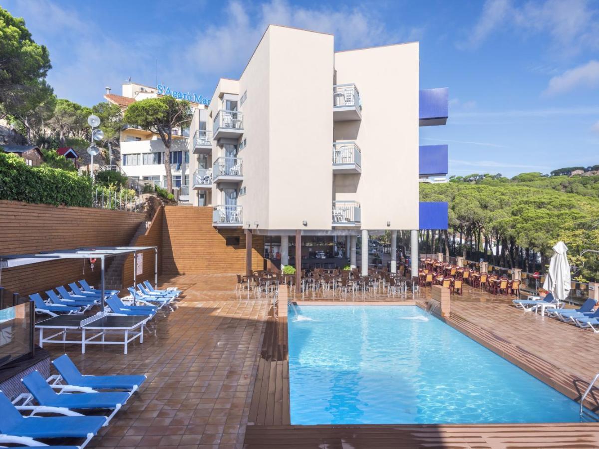 395 Opiniones Reales del GHT SAgaró Mar Hotel | Booking.com