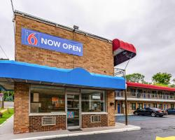 Motel 6 Elmsford, NY - White Plains