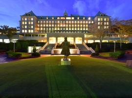 Shizuoka Country Hamaoka Course & Hotel, hotel near Shizuoka Airport - FSZ, Omaezaki