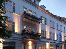 Hotel Aurora, hotel in Wiesbaden