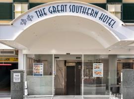 Great Southern Hotel Brisbane, hotel near Brisbane Central Station, Brisbane