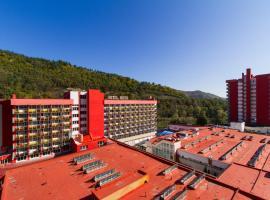 Complex Balnear Cozia - Corp Oltul, hotel din Călimăneşti