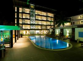 FabHotel Prime The King's Court, hotel near Baga Night Market, Calangute