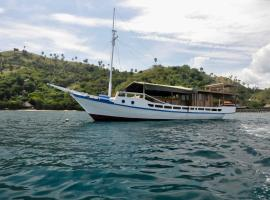 Boat Trip To Komodo