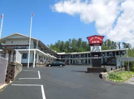 The Lake George Inn, motel in Lake George