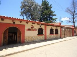 Hotel Santo Tomás México San Cristóbal de las Casas
