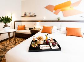Radisson Blu Paris-Boulogne, hotel in Boulogne-Billancourt