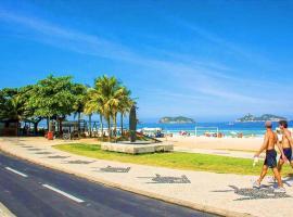 Room Office & Beach Apartments - Go Make A Trip, apartamento no Rio de Janeiro
