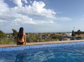 Pérola do Oceano, hotel perto de Cacela Velha, Manta Rota