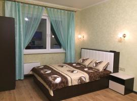 Apartment Kameya, apartment in Zelenograd