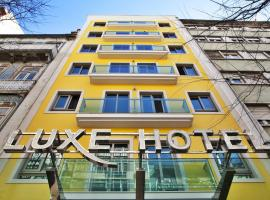 TURIM Luxe Hotel, hotel near Humberto Delgado Airport - LIS,