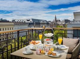 Hilton Vienna Plaza, hotel a Vienna