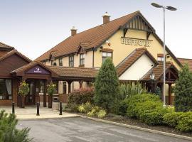 Premier Inn Newcastle - Gosforth/Cramlington