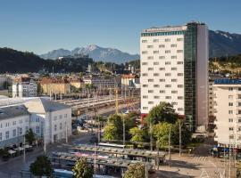 Austria Trend Hotel Europa Salzburg, hotel u Salzburgu