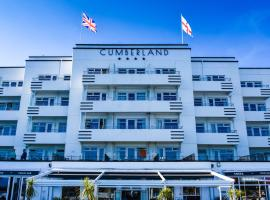 Cumberland Hotel - OCEANA COLLECTION, hotel in Bournemouth