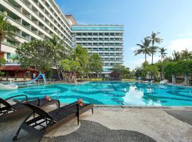 Inna Grand Bali Beach, hôtel à anur