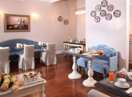 Vivaldi Luxury Rooms, hotel in Via del Corso, Rome
