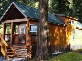 Camperland Bridal Falls RV Resort & Cabins