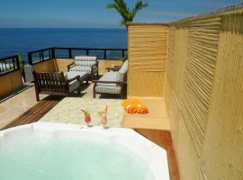 Oceano Copacabana Hotel, hôtel avec jacuzzi à Rio de Janeiro