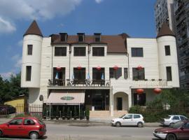 Family Hotel Marsina, hotel in Sofia