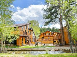 Murphy's River Lodge, pet-friendly hotel in Estes Park