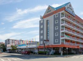 The Spinnaker, hotel em Ocean City