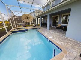 ACO Champions Gate Resort 6 Bedroom Vacation Home with Pool (1705)