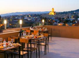 Tiflis Hills, отель в Тбилиси