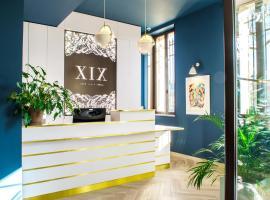 Hôtel le XIX, hotel near Beziers Arena, Béziers