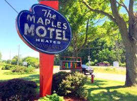 Maples Motel, hotel near Kalahari Waterpark, Sandusky