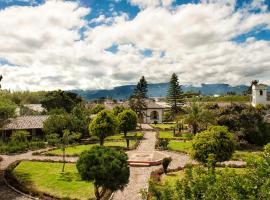 Hosteria Hacienda Pueblo Viejo