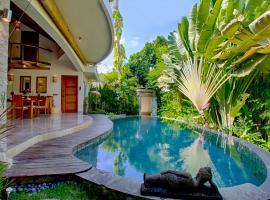 Mayana Villas, cottage in Canggu