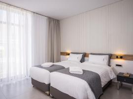 Lavris City Suites, hotel in Heraklio Town