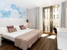 Hostal Operaramblas, alojamento para férias em Barcelona