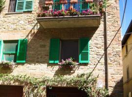Casa di Gioia, hotel in Panicale