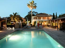 Hotel Villa Cosy, accessible hotel in Saint-Tropez