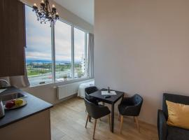 Sandra's Studio Apartments, vacation rental in Reykjavík