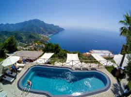 Villa Bossa, hotel en Amalfi