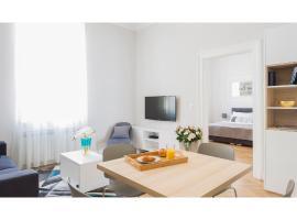 White Rose Apartment, hotel near Zagreb Train Station, Zagreb