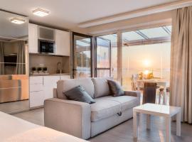 MobyDick Luxury Beach Apartman