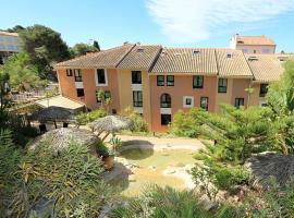 Hotel Residence Les Medes, hotel a Porquerolles