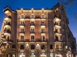 Negresco Princess 4* Sup, hotel a Barcelona