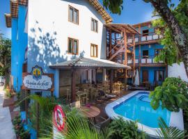 Pousada Paraíso do Forte, hotel near Baleia Jubart Institute, Praia do Forte