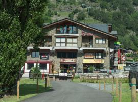 Apartaments Sant Moritz, отель в городе Аринсаль, рядом находится Аринсаль (Горнолыжная станция Паль-Аринсаль)