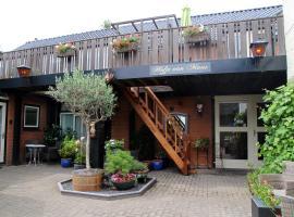 Hofje van Maas, pension in Zandvoort