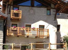 Le Petit Relais, hotel in Valpelline