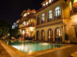 The 30 best hotels near Jaipur Train Station in Jaipur, India