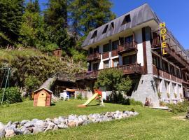 Hotel Genzianella, hotel near Frachey - Alpe Ciarcerio funicolar, Champoluc